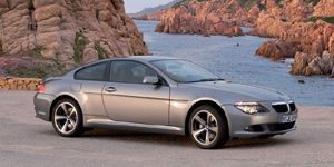 2008 BMW 6-Series Reviews / Specs / Pictures