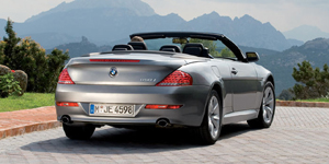 2009 BMW 6-Series Reviews / Specs / Pictures