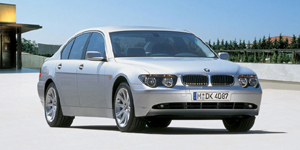 2002 BMW 7-Series Reviews / Specs / Pictures