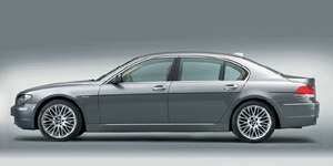 2008 BMW 7-Series Reviews / Specs / Pictures