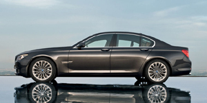 2009 BMW 7-Series Pictures