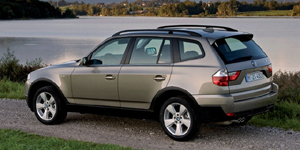 2009 BMW X3 Reviews / Specs / Pictures