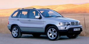 2003 BMW X5 Reviews / Specs / Pictures