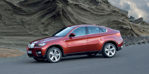 2008 BMW X6 Reviews / Specs / Pictures