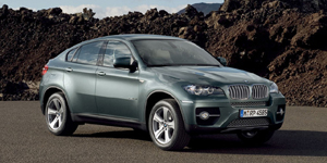 2009 BMW X6 Reviews / Specs / Pictures