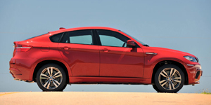 2010 BMW X6 Reviews / Specs / Pictures