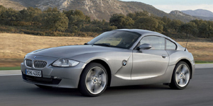 2008 BMW Z4 Reviews / Specs / Pictures