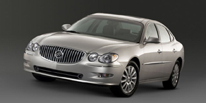 2008 Buick LaCrosse Reviews / Specs / Pictures