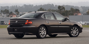 2009 Buick LaCrosse Pictures