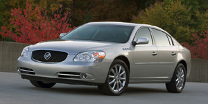2008 Buick Lucerne Reviews / Specs / Pictures