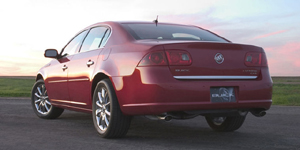 2009 Buick Lucerne Reviews / Specs / Pictures