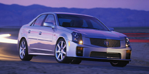 2004 Cadillac CTS Reviews / Specs / Pictures