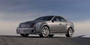 2009 Cadillac CTS Reviews / Specs / Pictures