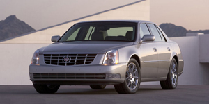 2008 Cadillac DTS Reviews / Specs / Pictures