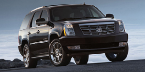 2008 Cadillac Escalade Reviews / Specs / Pictures