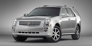 2004 Cadillac SRX Reviews / Specs / Pictures