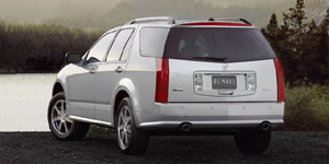 2008 Cadillac SRX Reviews / Specs / Pictures