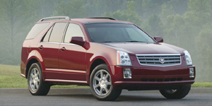 2009 Cadillac SRX Reviews / Specs / Pictures