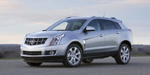 2010 Cadillac SRX Reviews / Specs / Pictures