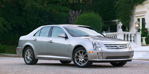 2005 Cadillac STS Reviews / Specs / Pictures