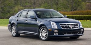 2008 Cadillac STS Reviews / Specs / Pictures