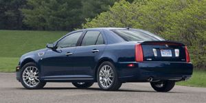 2009 Cadillac STS Reviews / Specs / Pictures