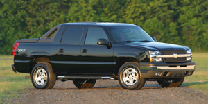2004 Chevrolet Avalanche Reviews / Specs / Pictures