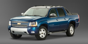 2008 Chevrolet Avalanche Reviews / Specs / Pictures