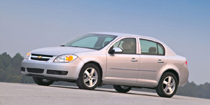 2008 Chevrolet Cobalt Reviews / Specs / Pictures