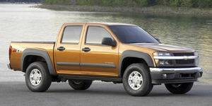 2004 Chevrolet Colorado Pictures