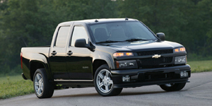 2008 Chevrolet Colorado Reviews / Specs / Pictures