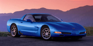 2002 Chevrolet Corvette Reviews / Specs / Pictures