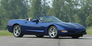 2004 Chevrolet Corvette Reviews / Specs / Pictures