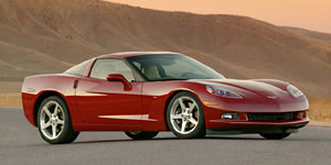 2005 Chevrolet Corvette Pictures