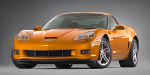 2008 Chevrolet Corvette Reviews / Specs / Pictures