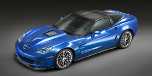 2009 Chevrolet Corvette Pictures