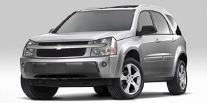 2005 Chevrolet Equinox Reviews / Specs / Pictures