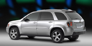 2007 Chevrolet Equinox Reviews / Specs / Pictures