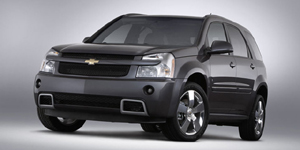 2008 Chevrolet Equinox Reviews / Specs / Pictures