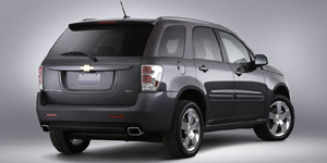 2009 Chevrolet Equinox Pictures