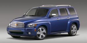 2008 Chevrolet HHR Reviews / Specs / Pictures