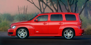 Chevrolet HHR Reviews / Specs / Pictures