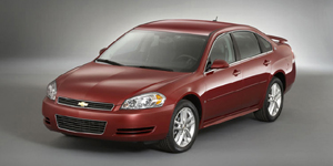 2008 Chevrolet Impala Reviews / Specs / Pictures