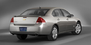 2009 Chevrolet Impala Reviews / Specs / Pictures