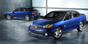 2006 Chevrolet Malibu Reviews / Specs / Pictures