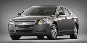 2009 Chevrolet Malibu Reviews / Specs / Pictures