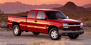 2004 Chevrolet Silverado 1500 Reviews / Specs / Pictures