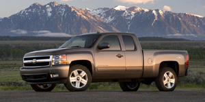 2008 Chevrolet Silverado 1500 Reviews / Specs / Pictures