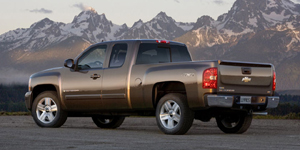 Chevrolet Silverado 1500 Reviews / Specs / Pictures
