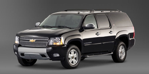 2008 Chevrolet Suburban Reviews / Specs / Pictures